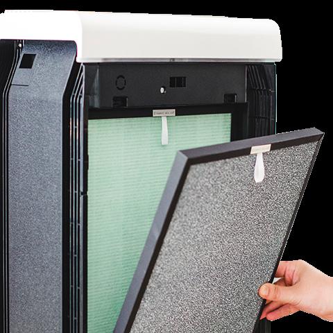 Ersatzfilterpaket für den CONEN Luftreiniger COLR-AVLR