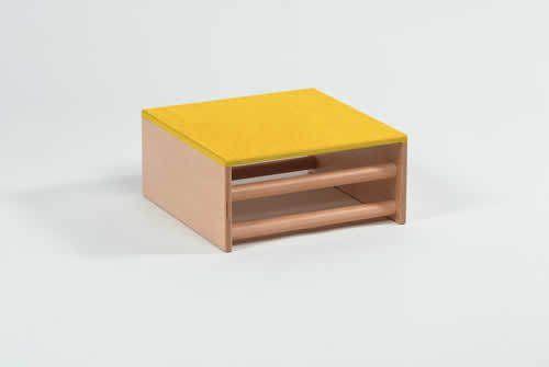 Podest gelb