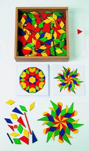 Mandala-Legespiel I