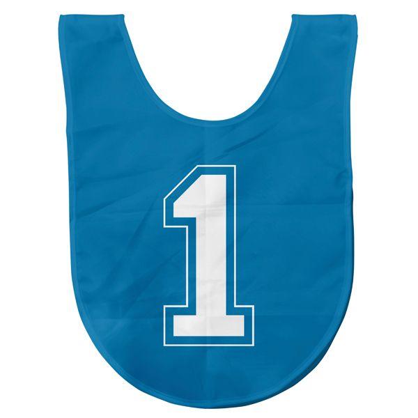 Teamwesten blau 10 Stück