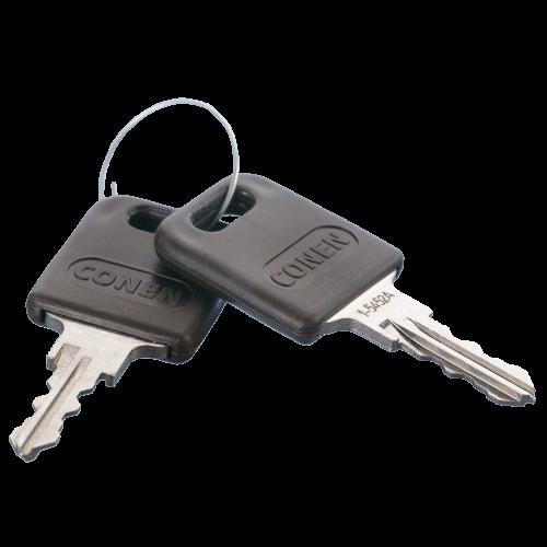 Ersatzschlüssel (2 Stück)