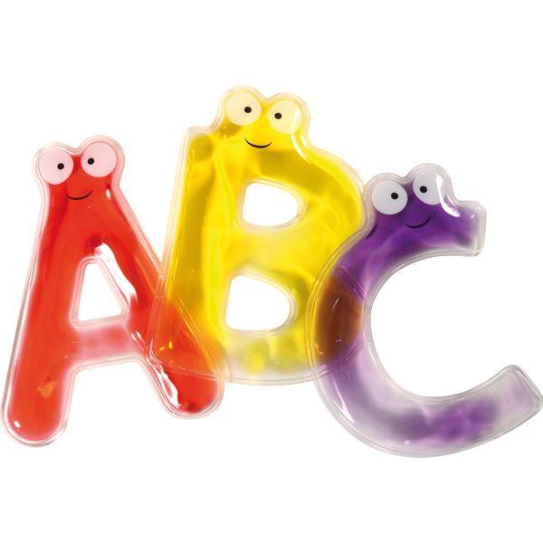 Flüssigkeitsformen ABC 26 Teile
