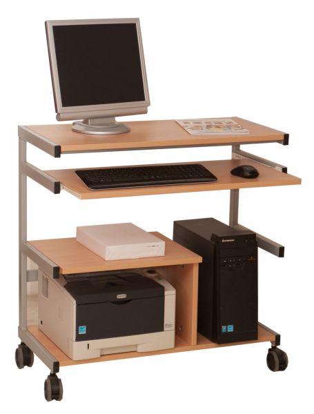 PC Arbeitsplatz BxHxT 85 x 85 x 60 cm