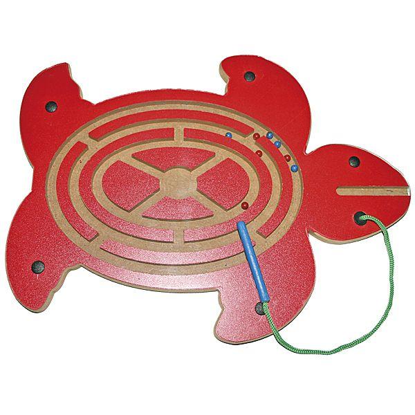 Magnetspiel Schildkröte