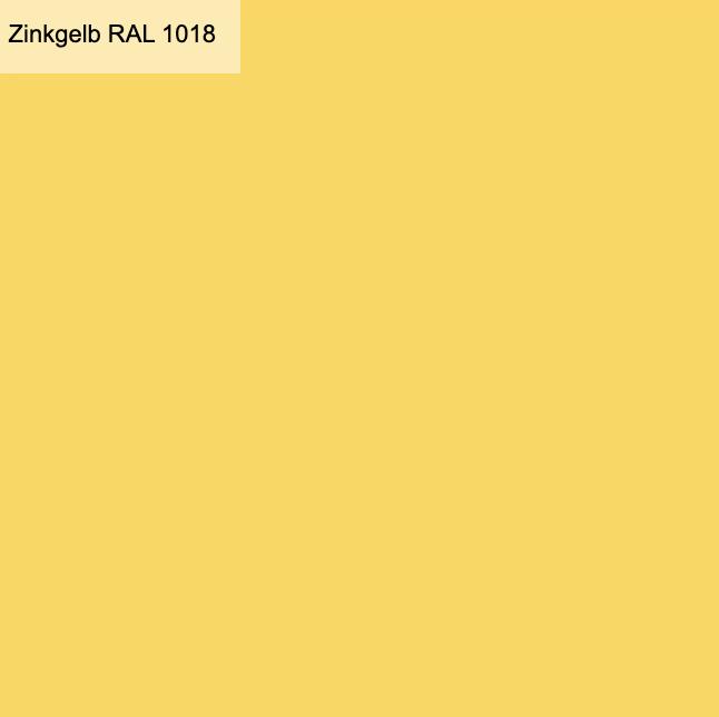 RAL1018-Zinkgelb