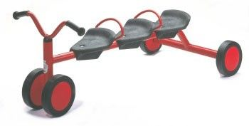 MINI Rutsch Dreirad, dreisitzig