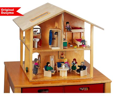 Puppenhaus Maxi