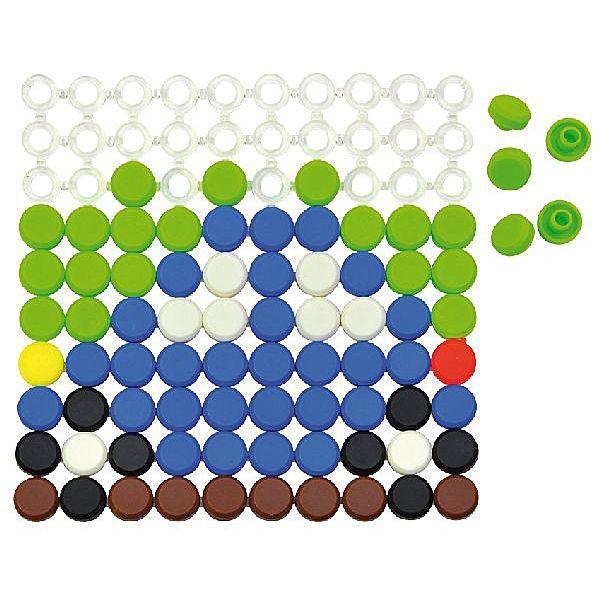 Knopfplatten 1010er Set